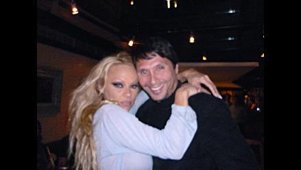 Pamela Anderson quedó cautivada con comida peruana en Buenos Aires