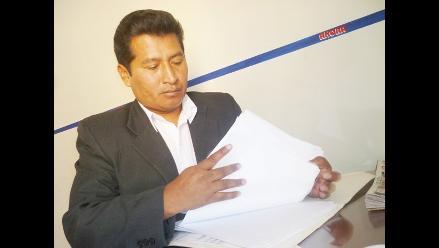 Docente es liberado tras permanecer injustamente en penal de Huánuco