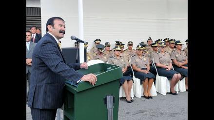 Ministerio del Interior inaugura Comisaría de Mujeres en Madre de Dios