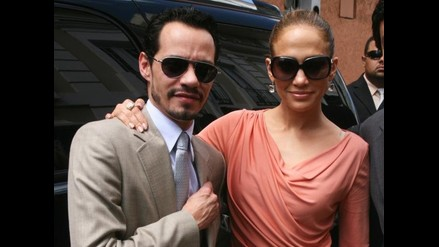 Jennifer Lopez y Marc Anthony confirman su visita a Lima