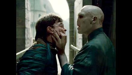 Vea el sorprendente nuevo tráiler de Harry Potter 7, Parte 2