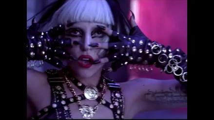Lady Gaga estrenó su video The Edge of Glory