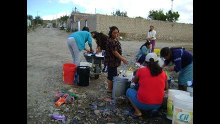 Arequipa: Más de 130 quejas al mes por facturación excesiva de agua