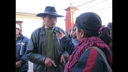 Aymaras retoman diálogo con Ejecutivo