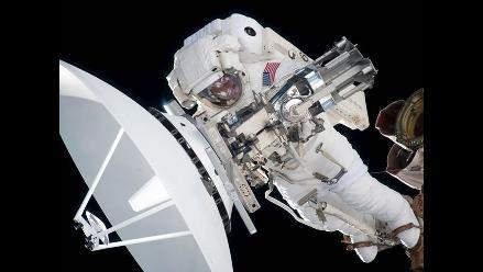 El 75 % de los astronautas se marea en el primer viaje espacial