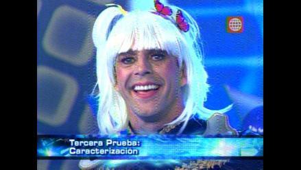 Julinho ganó la semifinal del reality Amigos y Rivales