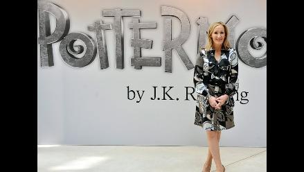 J.K. Rowling presenta Pottermore, aventura para fans de Harry Potter