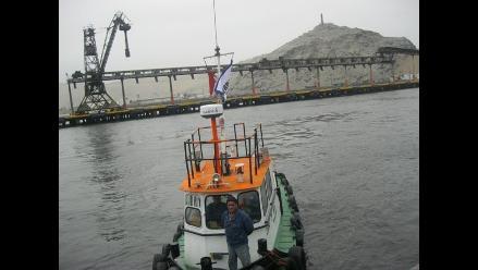 La Libertad: Reinician labores portuarias en el puerto de Salaverry