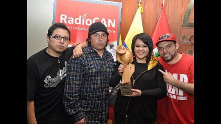 Clan Urbano celebra premiación en el Parque Kennedy de Miraflores