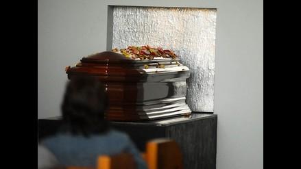 Restos de Analí Cabrera fueron cremados en Lurín