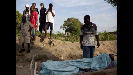 Aumenta la cifra a 5 506 muertos por cólera en Haití
