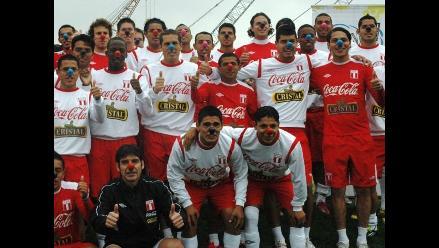 Selección peruana se suma a campaña Buena Onda de Unicef