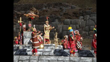 Inti Raymi se presentará en Lima por centenario de Machu Picchu