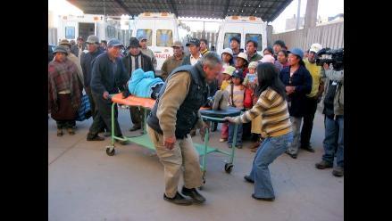 Protestas en Juliaca: Familiares de heridos dan sus testimonios