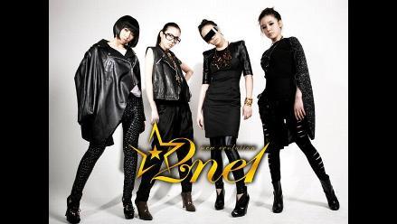 2NE1 regresa con I Am The Best