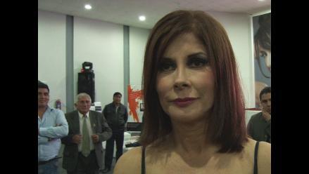 Olga Zumarán pide a Rebeca Escribens y Silvia Cornejo para Señora Perú