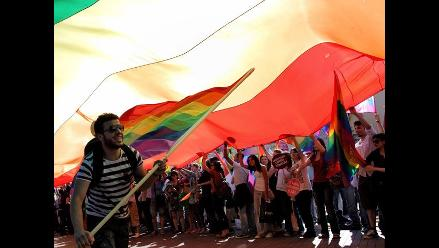 Estambul: Desfile del Orgullo Gay