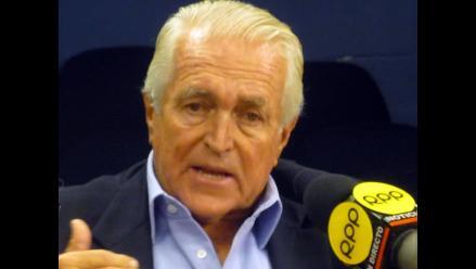 Valle Riestra: Presidente García ha perdido autoridad ante conflictos