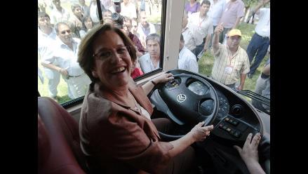 Susana Villarán en El estelar del humor