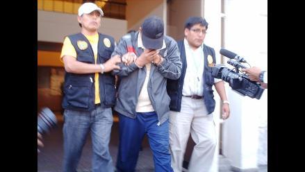 Delincuente con doble identidad es capturado en Arequipa