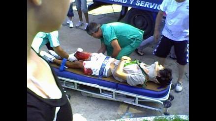 Áncash: Ciclista muere arrollado por un bus en el distrito de Samanco