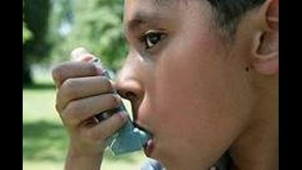 Asmáticos deben extremar precauciones en invierno