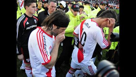 Las burlas por el descenso de River Plate llegan a YouTube