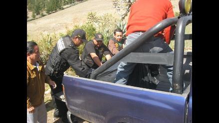 Niña de 3 años muere al ser atropellada por una camioneta en Cajamarca