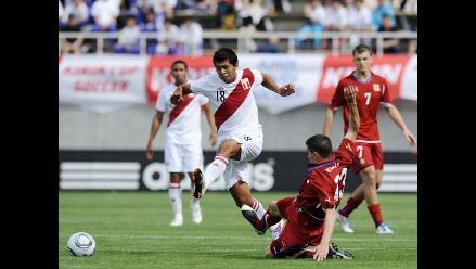 Rinaldo Cruzado le tiene fe a Perú en la Copa América pese a lesiones