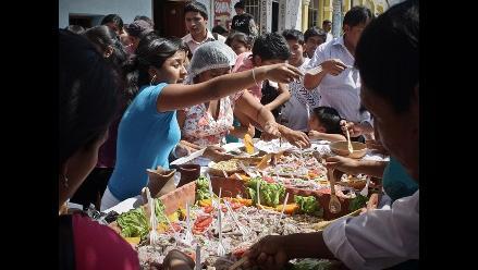 Realizan concurso de preparación de cebiche por el Día del Pescador