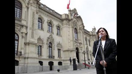 Gobierno pide denuncia contra promotores de actos violentos en Puno
