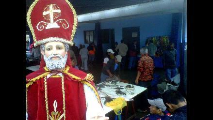 Pescadores de Chorrillos recuerdan a San Pedro y San Pablo en su día