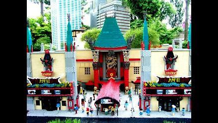 Conozca Legolandia, un mundo mágico creado con piezas de Lego