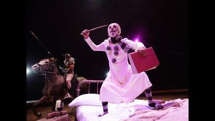 La Tarumba vuelve con una reinterpretación mágica del Quijote