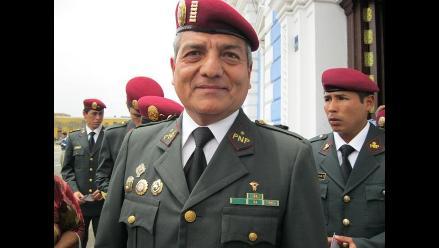 La Libertad: Respaldan a coronel Elidio Espinoza en su ciudad natal
