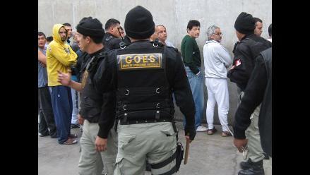 Tensa situación se vive en exteriores del penal de Cachiche en Ica