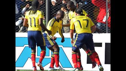 Selección colombiana derrotó a Costa Rica en debut en la Copa América