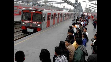 Tren Eléctrico cuenta con plan de evacuación en casos de sismos