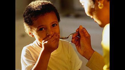 Anemia o parásitos puede ser causa de falta de apetito en niños