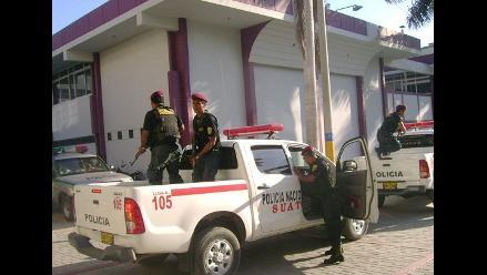 Tres heridos de gravedad en tiroteo en Barrios Altos