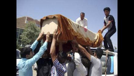 Hallan 900 cuerpos enterrados en fosa común en Irak