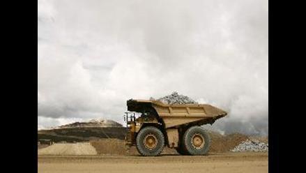 Inversión minera se incrementó en 68% entre enero y mayo