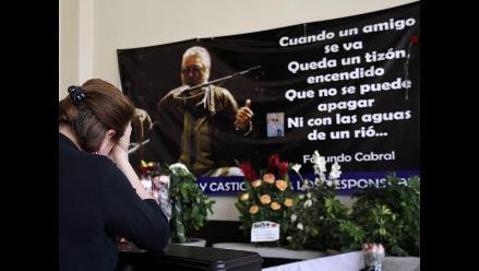 Capturan a dos sospechosos por asesinato de Facundo Cabral