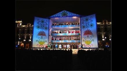 Trescientos artistas danzarán en Megaretablo por Fiestas Patrias