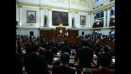 Próximo Congreso evaluará caso Alexis Humala