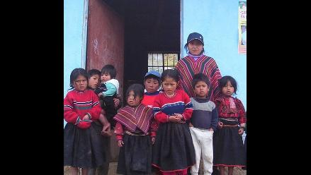 Lambayeque: 500 niños de caseríos en Inkawasi no tienen DNI
