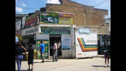 Cajamarca: Empresas de transportes trabajan sin libro de reclamaciones