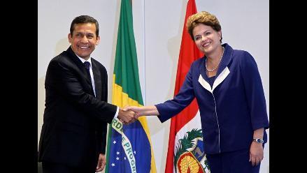 Brasil afirma estar listo para trabajar con Gobierno de Ollanta Humala