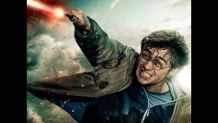 Último film de Harry Potter llega a la cartelera
