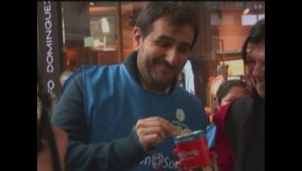Artistas promueven campaña a favor de niños con labio leporino